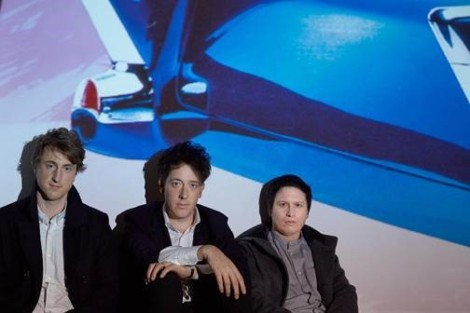 The Wombats lead press Turn - credit Tom Oxley